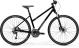 Велосипед Merida Crossway 500 Lady (2021) GlossyBlack/MattSilver 1