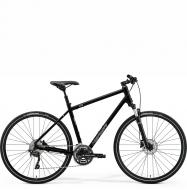 Велосипед Merida Crossway 300 Lady (2021) GlossyBlack/MattSilver