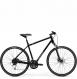 Велосипед Merida Crossway 100 (2021) GlossyBlack/MattSilver 1