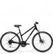 Велосипед Merida Crossway 100 Lady (2021) GlossyBlack/MattSilver 1