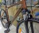 Велосипед Merida Crossway 40 (2021) Bronze/BrownBlack 3