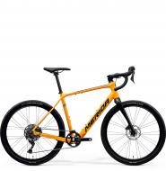 Электровелосипед Merida eSilex+ 600 Orange/Black (2021)