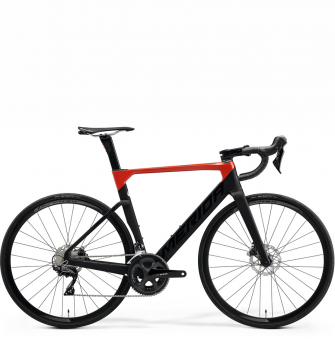 Велосипед Merida Reacto 4000 (2021) GlossyRed/MattBlack