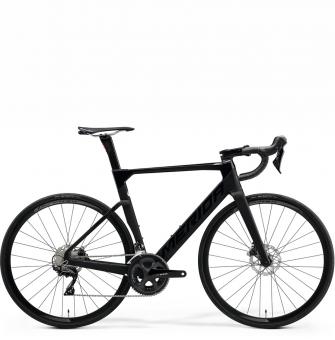 Велосипед Merida Reacto 4000 (2021) GlossyBlack/MattBlack