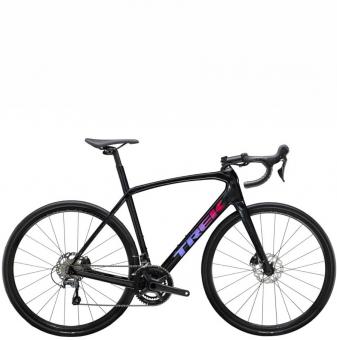 Велосипед Trek Domane SL 4 (2021) Voodoo Trek Black