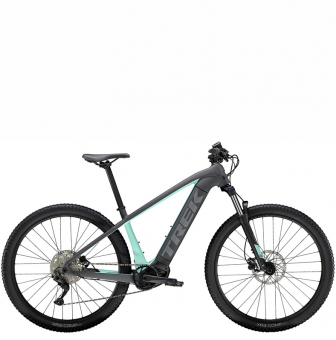 Электровелосипед Trek Powerfly 4 (2021) Matte Solid Charcoal/Matte Miami