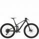 Велосипед Trek Top Fuel 9.8 GX (2021) Matte Raw Carbon/Voodoo Trek Black 1