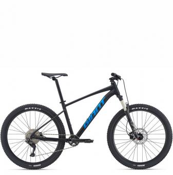 Велосипед Giant Talon 1 (2021) Black