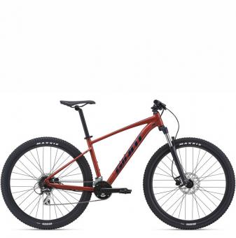 Велосипед Giant Talon 29 2 GE (2021) Red Clay