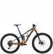 Велосипед Trek Fuel EX 9.7 (2021) Lithium Grey/Factory Orange 1