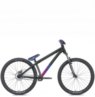 Велосипед NS Bikes Zircus (2021) Black