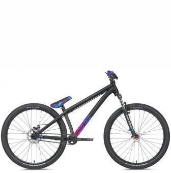 Велосипед NS Bikes Zircus (2021) Black