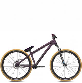Велосипед NS Bikes Zircus (2021) Purple