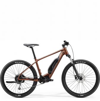 Электровелосипед Merida eBig.Seven 300 SE (2021) SilkBronze/Black
