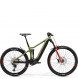 Электровелосипед Merida eOne-Forty 500 (2021) MattGreen/Black/Red 1