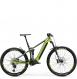 Электровелосипед Merida eOne-Forty 700 (2021) SilkGreen/LiteGreen 1