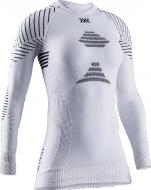 Термобелье X-Bionic кофта Invent 4.0 Shirt WMN White/Black