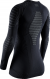 Термобелье X-Bionic кофта Invent 4.0 Shirt WMN Black/Charcoal 1