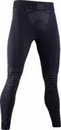 Термобелье X-Bionic штаны Invent 4.0 Pants Black/Charcoal