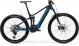 Электровелосипед Merida eOne-Forty 8000 (2021) SilkPurple/Blue 1