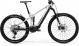 Электровелосипед Merida eOne-Forty 8000 (2021) Silver/Black 1
