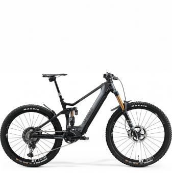 Электровелосипед Merida eOne-Sixty 10K (2021) Glossy Grey/Matt Black