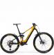 Электровелосипед Merida eOne-Sixty 8000 (2021) GlossyOrange/MattBlack 1