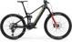 Электровелосипед Merida eOne-Sixty 8000 (2021) MattGreen/Black 1