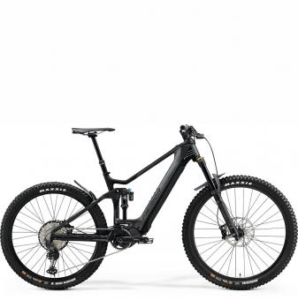 Электровелосипед Merida eOne-Sixty 8000 (2021) Glossy Grey/Matt Black