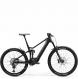 Электровелосипед Merida eOne-Sixty 8000 (2021) Glossy Grey/Matt Black 1