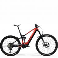 Электровелосипед Merida eOne-Sixty 9000 (2021) GlossyRed/MattBlack