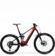 Электровелосипед Merida eOne-Sixty 9000 (2021) GlossyRed/MattBlack 1