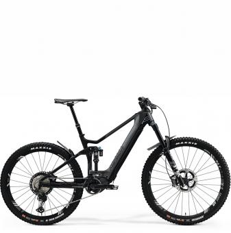 Электровелосипед Merida eOne-Sixty 9000 (2021) GlossyGrey/MattBlack
