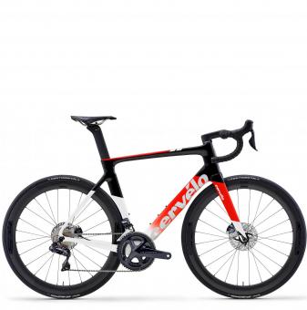Велосипед Cervelo S-series Disc Ultegra Di2 (2021)