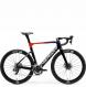 Велосипед Merida Reacto 9000-E (2021) Red/Fading/Black 1