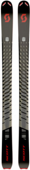 Горные лыжи Scott Superguide 88 (2021) black