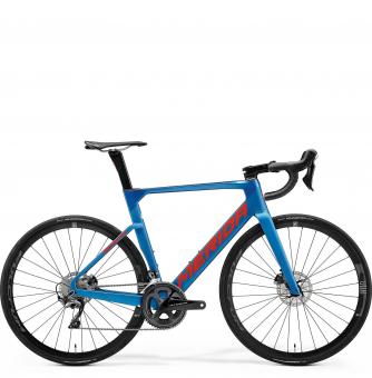 Велосипед Merida Reacto 6000 (2021) GlossyBlue/MattBlue