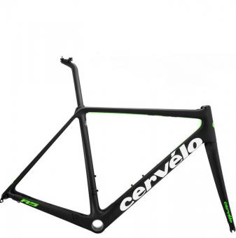 Рама Cervelo R5 Size: 51cm Black/Green (628071101)