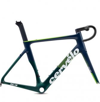 Рама Cervelo S3 LTD Size: L(56cm) Emerald/Green (633071463)