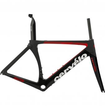 Рама Cervelo S5 Size: 51cm Black/Red (625071031)