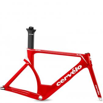 Рама Cervelo T4 Size: 54cm Red/White (613077101)