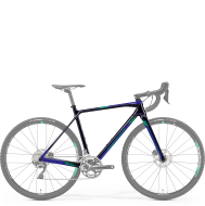Рама Merida Mission CX 7000-KIT-FRM 700мм Size: S(50cm) 19' Dark Blue (Green) (04468)
