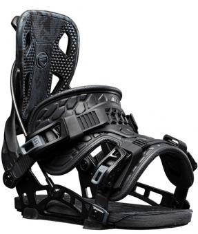 Крепления для сноуборда Flow Nx2 Black (2021)