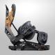Крепления для сноуборда Flow Nx2 Driftwood (2021) 4