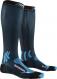 Термоноски для бега X-Socks Run Energizer Teal Blue/Opal Black 1