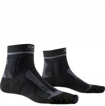 Термоноски для бега X-Socks Marathon Energy Opal Black
