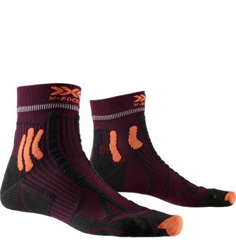 Термоноски для бега X-Socks Trail Run Energy Sunset Orange