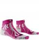 Термоноски для бега женские X-Socks Trail Run Energy Flamingo Pink 1