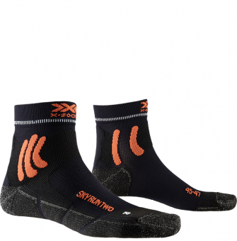 Термоноски для бега X-Socks Sky Run Two Opal Black