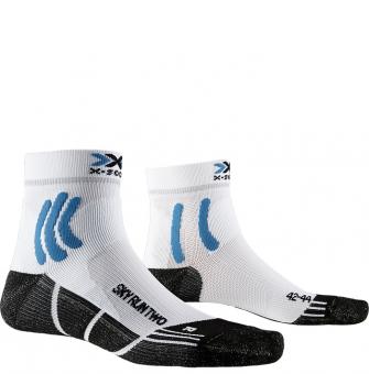 Термоноски для бега X-Socks Sky Run Two Arctic White